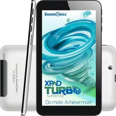Simmtronics Xpad Turbo Tablet in India
