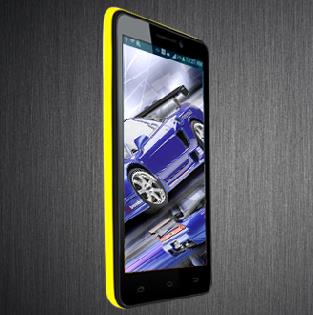 Spice Stellar Mi-520 Launched in India with KitKat OS