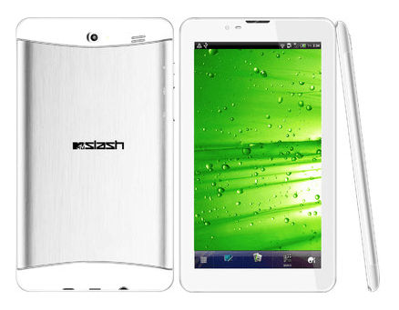 Swipe MTV slash - Dual SIM Dual Core Tablet with Keyboard