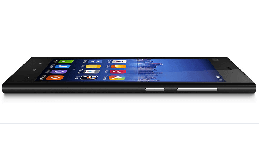 Xiaomi Mi3 Android Smartphone in India