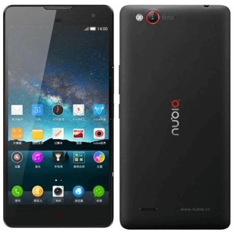 ZTE Nubia Z7 Max Android KitKat Phone