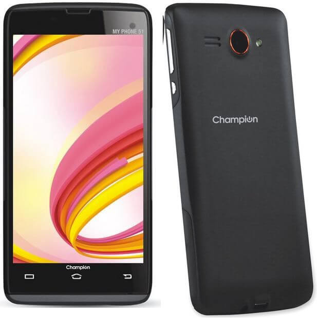 BSNL Champion My Phone 51