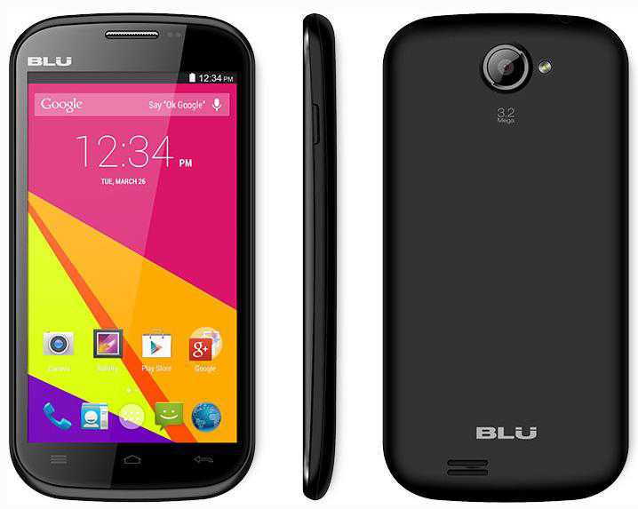 Blu Studio 5 0 K Dual Sim Smartphone Listed Officially