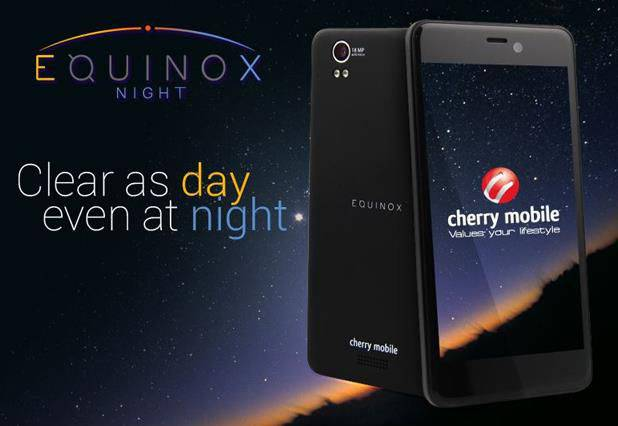 Cherry Mobile Equinox Night