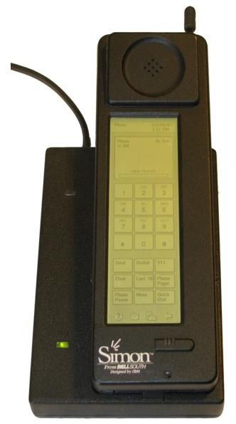 IBM Simon - World's First Smartphone