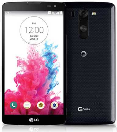 LG G Vista in USA by AT&T