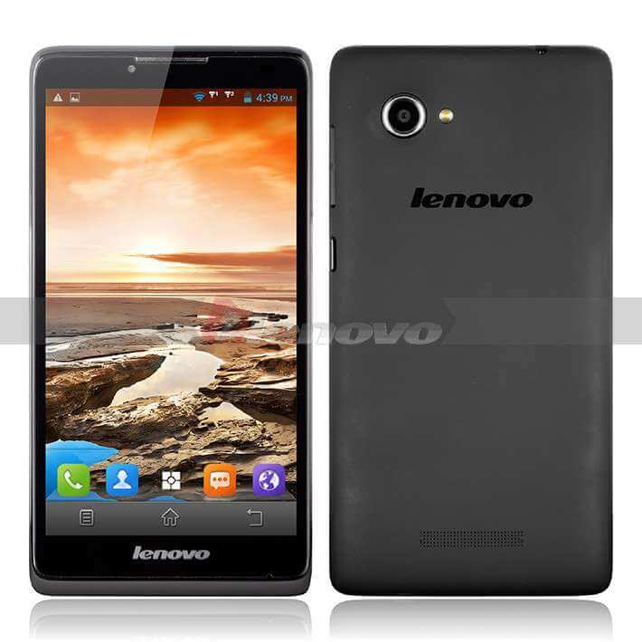 Lenovo A880 MTK6582M Quad Core 1.3GHz Android 4.2 Smartphone
