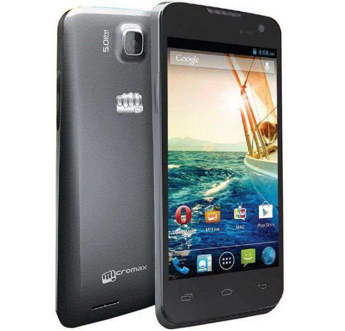 Micromax Canvas Mad A94 Android Mobile Phone