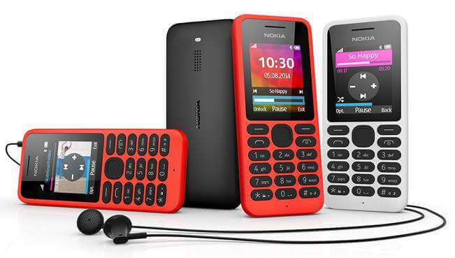 Nokia 130 and Nokia 130 Dual SIM