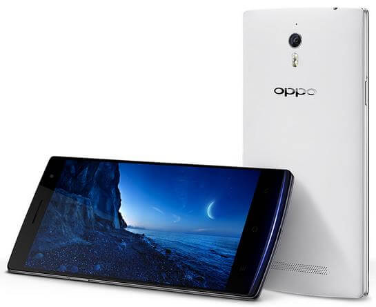 Oppo Find 7 in India