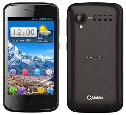 Qmobile Noir A63 in Pakistan