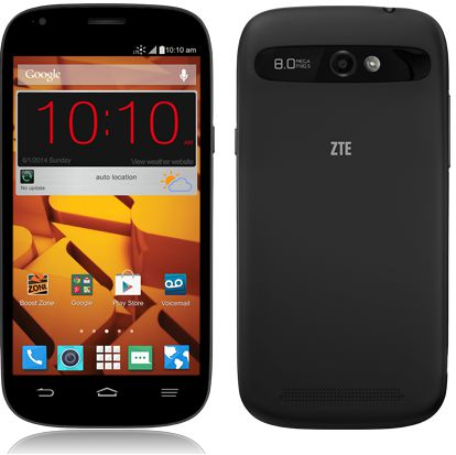 zte warp lte provide you with
