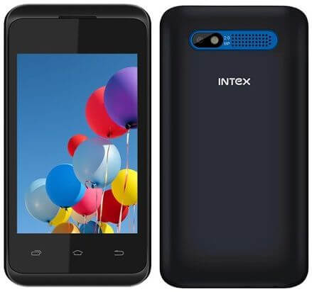 Intex Aqua 3G Mini