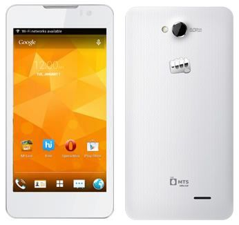 Micromax Canvas Blaze HD ED116