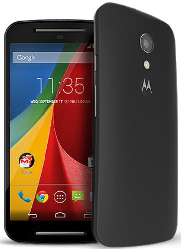 Motorola Moto G (2nd Generation) in India