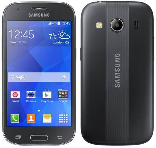 Samsung Galaxy Ace 4 with AMOLED Display