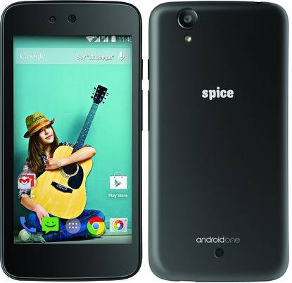 Spice Android One Dream UNO Mi-498 in India