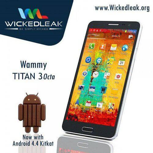 Wickedleak Wammy Titan 3