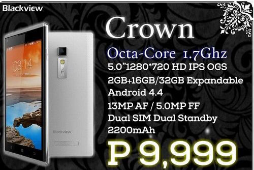 Blackview Crown