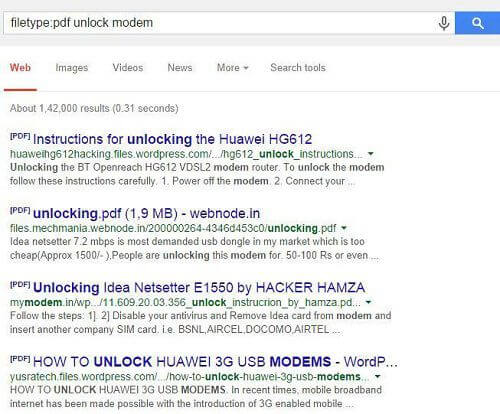 Five Most Useful Tricks Of Google Search You Might Not Aware