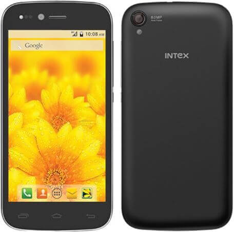 Intex Aqua Slice in India