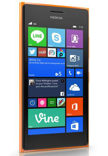 Nokia Lumia 735 in UK, Australia, Malaysia and Ireland