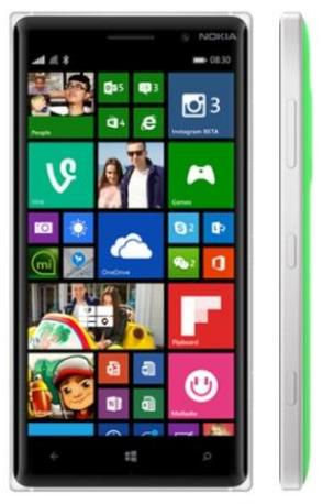 Nokia Lumia 830 in India