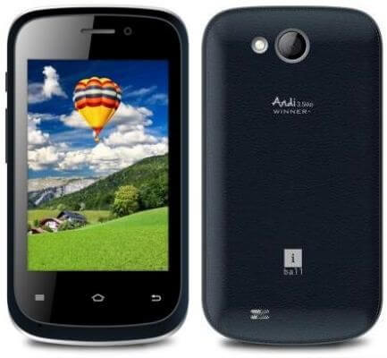 iBall Andi 3.5KKe Winner Plus