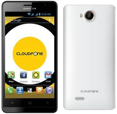 Cloudfone Excite 504d