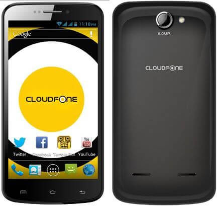 Cloudfone Thrill 550q