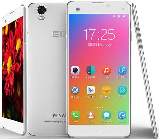 Elephone G7 - White colour