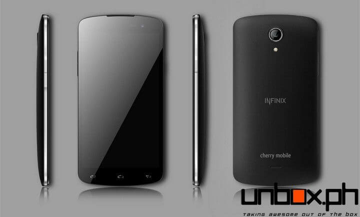 Cherry Mobile Infinix Pure