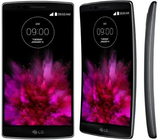 LG G Flex 2 in Germany