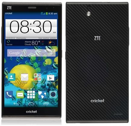 consistency results zte grand x max plus unlocked via the