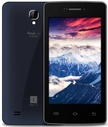 iBall Andi 4 IPS Tiger (1GB)