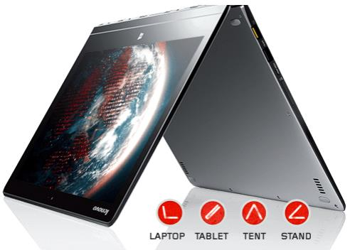 Lenovo Yoga 3 Pro 2-in-1 Tablet