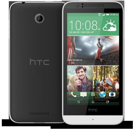 HTC Desire 512 - Cricket