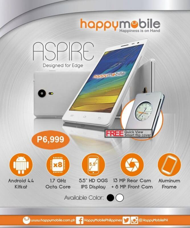 Happy Mobile Aspire