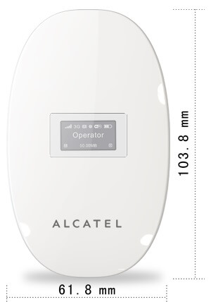 Alcatel Y580D MTC 411D Router