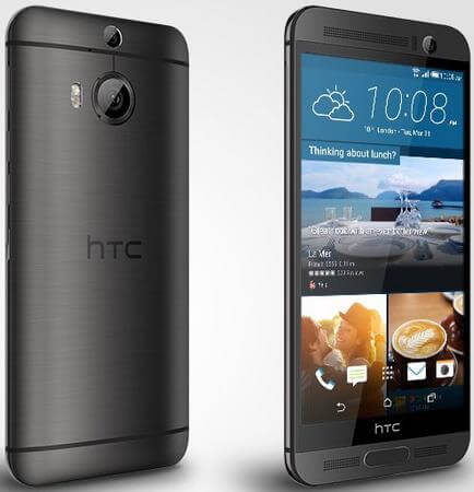 HTC One M9 Plus - Black Colour