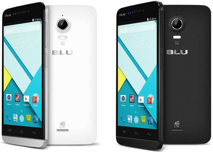 BLU Speed 4.7 LTE