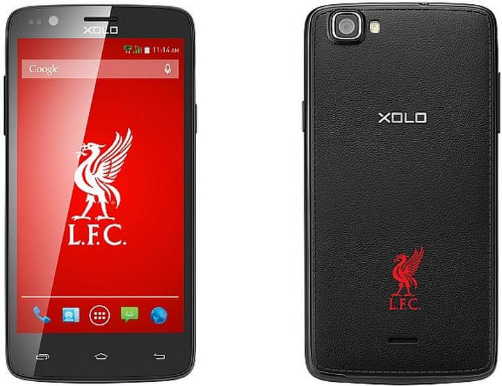 Liverpool FC Edition Xolo One