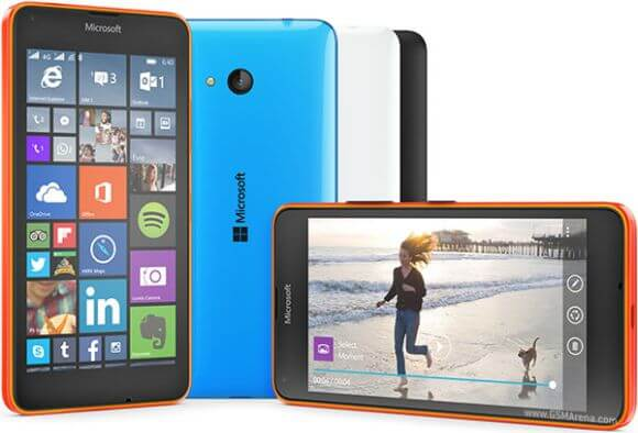 Microsoft Lumia 640 in USA