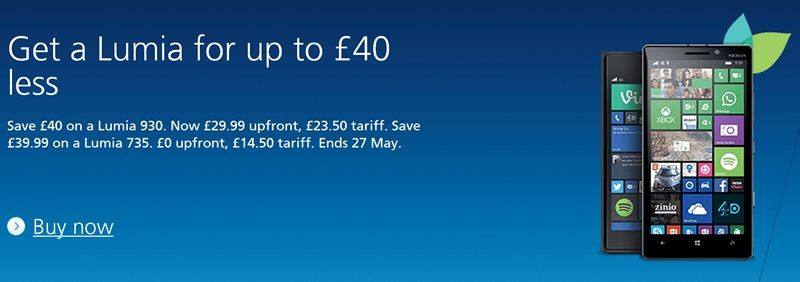 O2 UK Offers