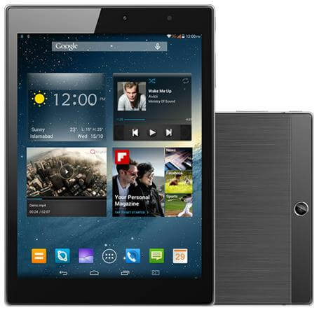 Qmobile qtab v10 full tablet features specs prices for Q tablet price in pakistan