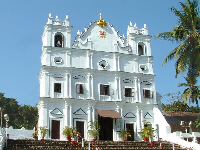 The Church of Three kings, Goa