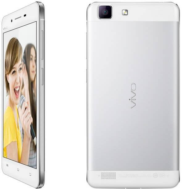 Vivo X5M in China