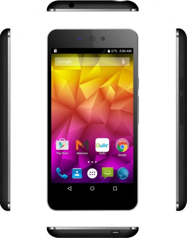 Micromax Canvas Selfie Lens Q345 in India