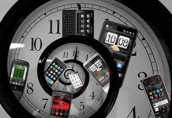 clock of ios