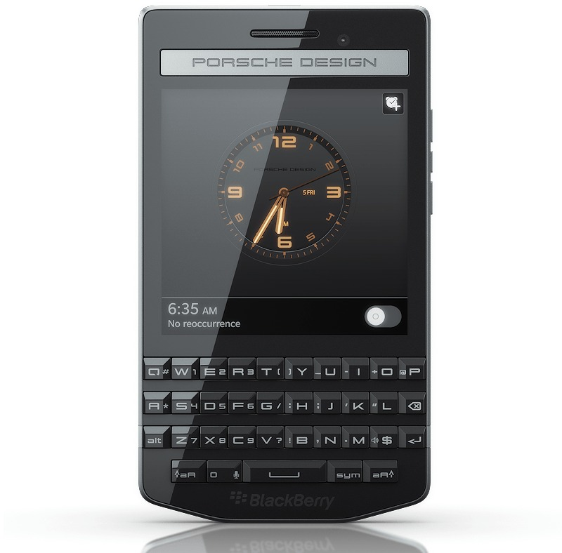 BlackBerry Porsche Design P'9983 Graphite